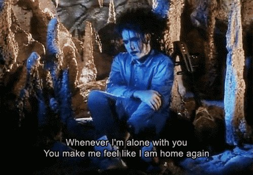 Happy Birthday Robert Smith. You have been my silly sweet sad friend for so many years.