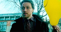 Happy Birthday to my second favourite Scot- James McAvoy!