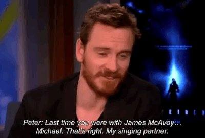 Happy birthday James McAvoy!!!