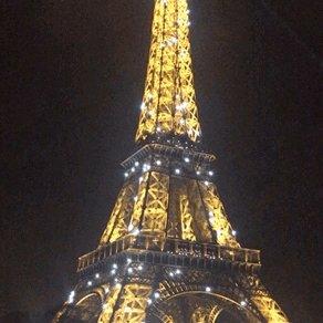 Paris By Night ???? https://t.co/6GXJLGMu7l