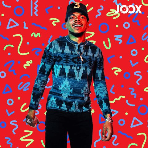 Happy birthday to Chance The Rapper!!