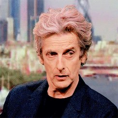 Happy Birthday my doctor, the magnificent Peter Capaldi!!!!!!!!!