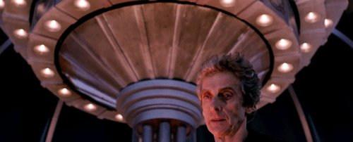 Happy Birthday to the man with the greatest \brows, The 12th Doctor Peter Capaldi!