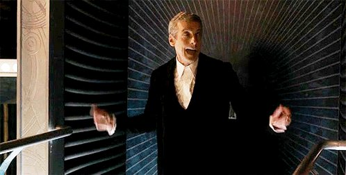 Happy birthday to our fabulous 12th doctor, Peter Capaldi !