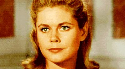 Happy Birthday to this angel face,Elizabeth Montgomery! x