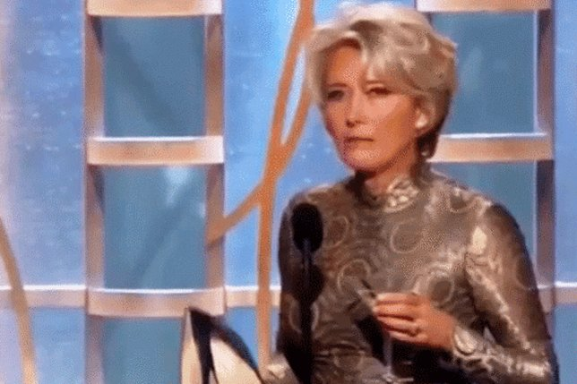 Happy birthday the only person that has ever mattered, Emma Thompson.
