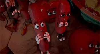 And also a very happy birthday to Seth Rogen who I believe is having a sausage party later today