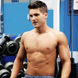 Happy birthday to Hunk of the Day -