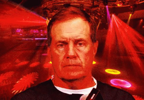 Happy birthday to the greatest coach of all time, Bill Belichick!