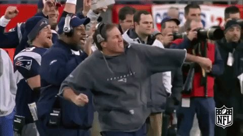 Happy 65th birthday to the legend himself, Bill Belichick!