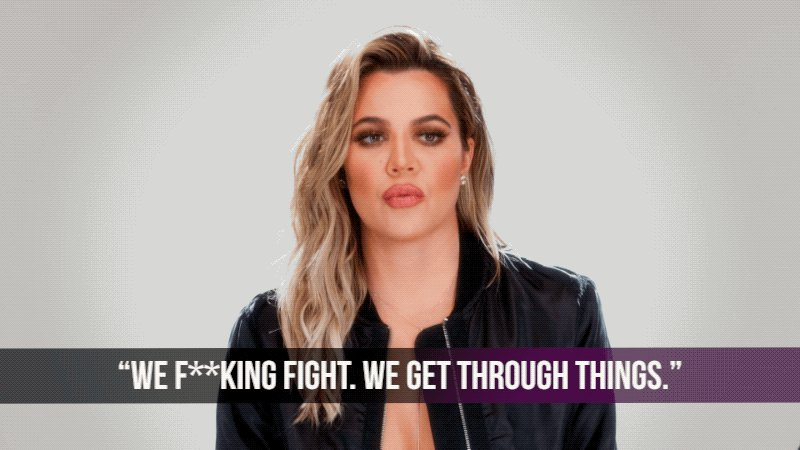 RT @KUWTK: We're with you Khlo! This family is SO strong. Send a ???? to let them know you're with them! #KUWTK https://t.co/QCvAjxSmKM