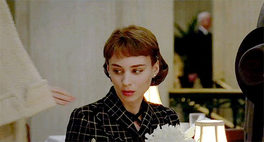 """Strange girl, flung from space.\"" Rooney Mara is a true indie darling. Happy birthday:"