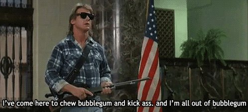 Happy birthday to the late rowdy roddy piper.