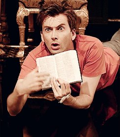 Happy birthday to the sweetest cupcake on earth, David Tennant.