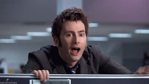 Happy Birthday David Tennant!   Also the best Doctor ever!!