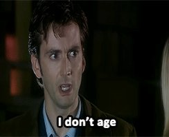 Happy Birthday to David Tennant!