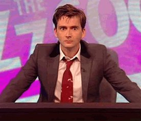Happy birthday David Tennant you wonderful human being you!