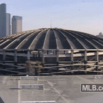 #OTD in 2000, we said goodbye to the Kingdome. Full clip: http://t.co/SaXD5pXqkV #ThrowbackThursday #TBT http://t.co/vsRFWYXqFK