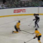GOAL! @SCSUHUSKIES_MH ties it up 1:06 in the 2nd. PP goal for @Kossila #NCAAHockey http://t.co/aNccjH2WY7