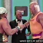 The #MegaPowers handshake. Still a classic! #MachoMan @HulkHogan #WWEHOF http://t.co/fQlgnzqzDo