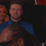 He has got his win face on tonight! Honoring @jtimberlake with the #InnovatorAward at our #iHeartAwards! http://t.co/pbiqU4I9s9