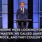 .@JustinBiebers dream Roast Master actually showed up. #BieberRoast http://t.co/ZtubFZEZCF
