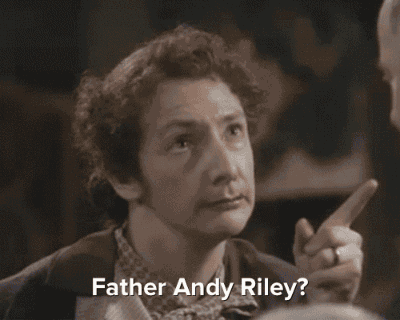 This just happened on Father Ted and it's an excuse to post the best gif of all time https://t.co/CYGzRWwwET
