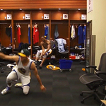 Best of luck to @StephenCurry30 and the @warriors! #DubNation #GreenCollar #StrengthInNumbers http://t.co/lOWWi7mhMn