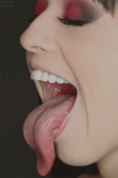 порно фото длинные языки
