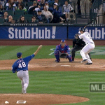 This is what an upper deck shot at Safeco Field looks like. http://t.co/wjFK2dwlmb