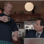 RT @gaffiganshow: When you don't care about how dorky your dance is because it's Friday #GaffiganShow http://t.co/UqDEjCjDWO