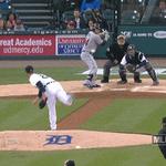 RT @MLB: Moss is a boss. 7 RBIs.   Catch: http://t.co/bXeYFaUMyb HR 1:  http://t.co/uW1hMjJsiZ HR 2: http://t.co/BSaSdgdaPH