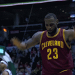Wine & Gold now 4-0 in postseason #CavsHistory when looking for the Game 4 sweep. #ALLinCLE http://t.co/JeOL1ETpTU