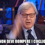 La raffinatezza di @VittorioSgarbi. #MaurizioCostanzoShow http://t.co/QghTgwMbNb