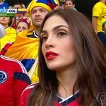 A torcedora colombiana gata da Copa das Copas está passando na sua TL  https://t.co/Qcwu5rQv5z