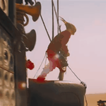 RT @SahilRiz: Holy mother! The flame-throwing guitar from Mad Max is a real, NOT-CGI, thing  http://t.co/Orlk71H1aI