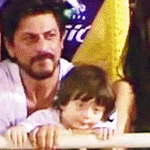 RT @moviesndtv: This @iamsrk, AbRam Moment is All You Need to See Today http://t.co/gwGyovEuAF