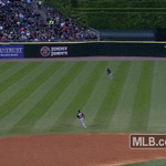 .@AaronHicks31 looks like an acrobat out there! http://t.co/0t2XEAKMaW http://t.co/JEkJtPMhbz
