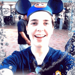 @alexthewallace Celebrate with sparkle! #Disneyland60 #GetDazzled http://t.co/xULIQE2t8J
