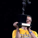 Just another day at the office for the MVP! #NBAPlayoffs http://t.co/RPq8KxVnfK