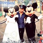 @CharbelKuri Celebrate with sparkle! #Disneyland60 #GetDazzled http://t.co/GwMWYAJ91P