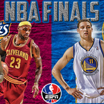 Warriors Vs Cavs / Steph Vs LeBron 🔥 @NBA   http://t.co/cJ8zwbWQtS