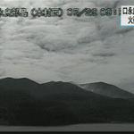 BREAKING: #Volcano erupted in the past hour on Kuchinoerabu island, far southern #Japan – MT @satake_take: 口永良部島噴火の瞬間 http://t.co/uJJwCcpj32