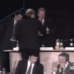 To make your Friday even better heres a gif of Sepp Blatter falling off a stage. #FIFA http://t.co/XY7OqQyuZe