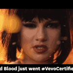 Youre on a roll, @taylorswift13! #BadBloodMusicVideo just went #VevoCertified! http://t.co/tBRdvVn1Sy http://t.co/DoE02Mwyx4