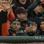 #BallGame #SFGiants WIN and take over 1st Place in the NL West.  @StephenCurry30 Approves. http://t.co/v527nvrlTa