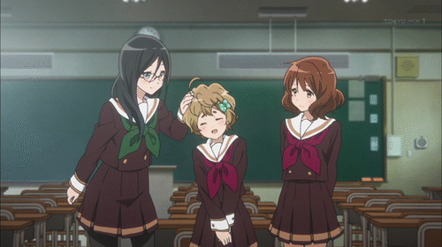 Good job, Sapphire Kawashima.えらいわねぇ、サファイア川島ぁー It's Midori Ka
