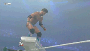 Still the best moment in #MITB history. @Justin__Gabriel http://t.co/uArycO3Cur