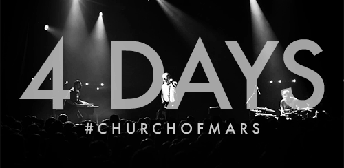 RT @VyRT: The countdown continues! Will you join @30SECONDSTOMARS in just 4 DAYS? — http://t.co/aAE4pOSCWe http://t.co/qytZPt2W0o