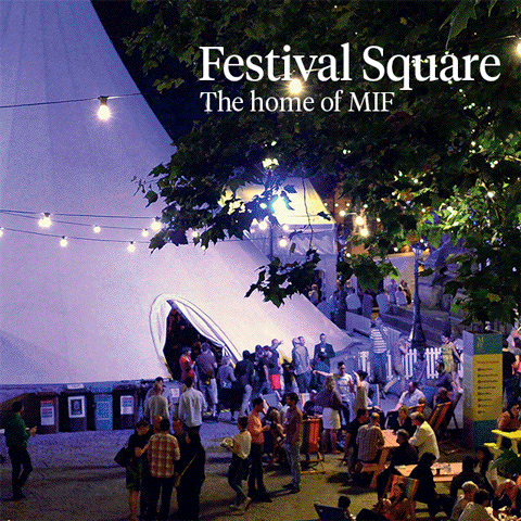 From 3-19 July Festival Square is the home of #MIF15. Full programme of free events now live - http://t.co/eGuKe5IrNm http://t.co/sBZnDxbkg6